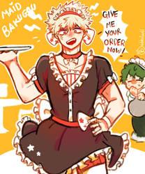 need some maid~ by boaarmeep