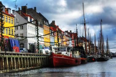 Copenhagen I by lauchapos