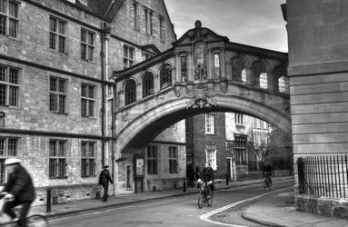A day in Oxford by lauchapos