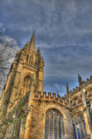 Oxford Skyline VI by lauchapos