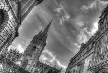 Oxford Skyline VII by lauchapos