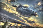 Sunset in Heidelberg I by lauchapos