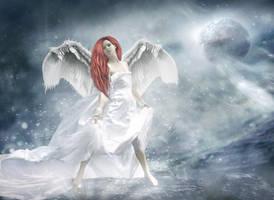 angel... by iwetka