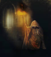 night visitor ... by iwetka