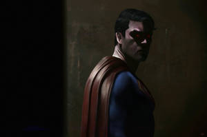 The Man of Steel by WeaponMassCreation
