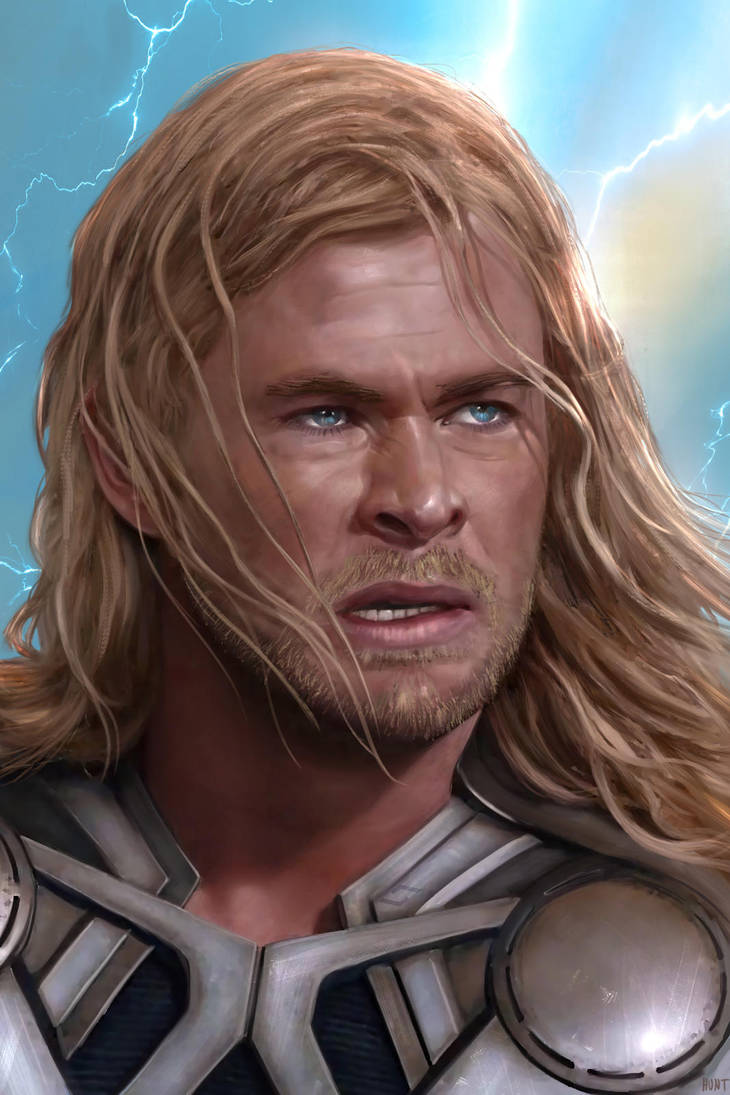 Thor by WeaponMassCreation