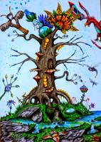 Tree of Dreams by KOL3TRAN3