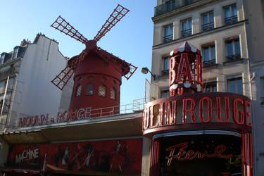Moulin Rouge by memyone
