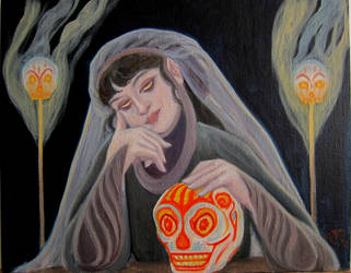 Hecate - Day of the Dead by MariaAragon64