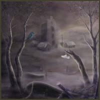 Blue bird by gdodinet