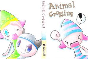 Animal Crossing Cover by kuri-chann