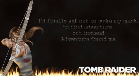 Adventure found me. by SilverCoast