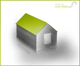 Home Icon - Exse by rivadaice