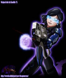My Shepard. Better Than Your Shepard. by dragon-nexus
