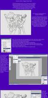 Colouring, Dragon Nexus Style. by dragon-nexus