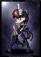 Sally Armed by dragon-nexus