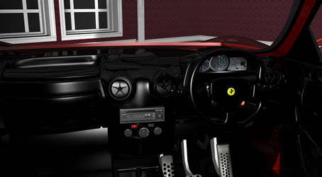 Ferrari F-430-5 by TheRedCrown