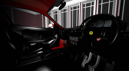 Ferrari F-430-6 by TheRedCrown