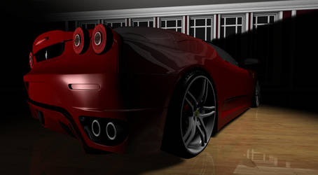 Ferrari F-430-7 by TheRedCrown