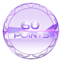 60 Points Coin by TheRedCrown