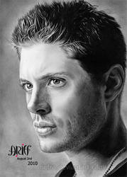 Jensen Ackles by riefra