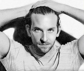Bradley Cooper by riefra