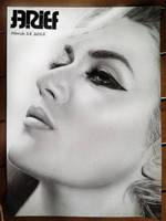 Kate Elizabeth Winslet by riefra