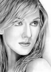Celine Dion by riefra