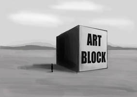 Art Block by doktorno