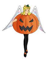 Ai Pumpkin Costume by Lanton