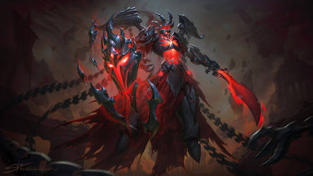 GodSlayer Ares by StuArtStudios