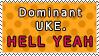 + DOMINANT UKE + by nitchzombie