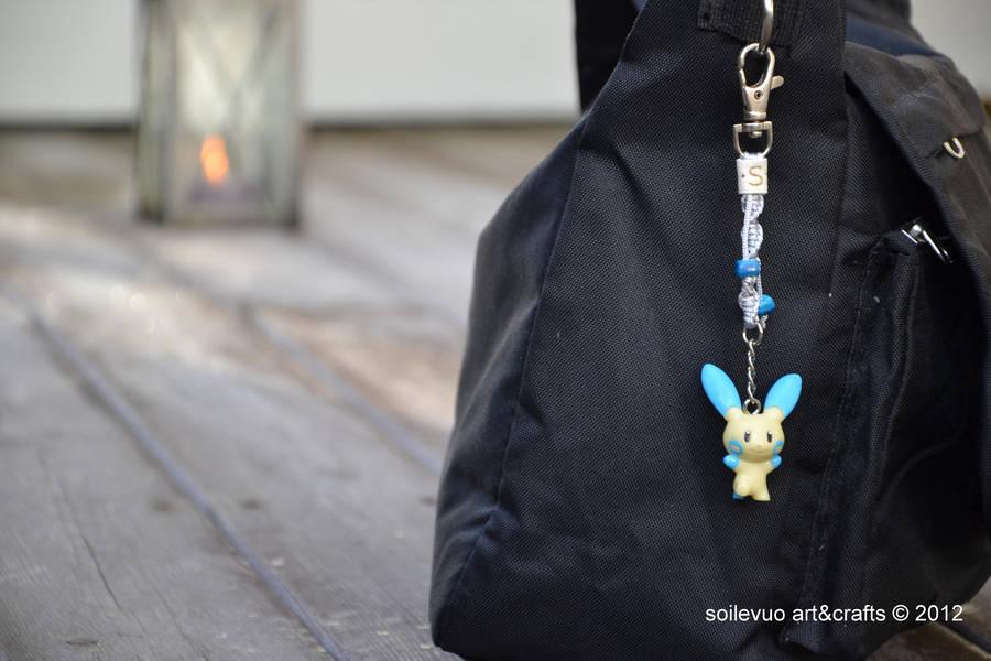 Pokemon charm II by soilevuo