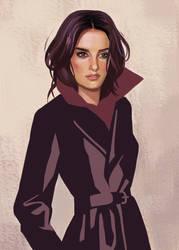 Penelope Cruz by Fiesolany