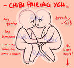 _ChibiPairingYCH:OPEN_ by RobicTheEscapist