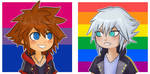 _KH3:PrideIcons_ by RobicTheEscapist