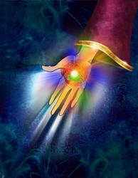 hand by Mefistus