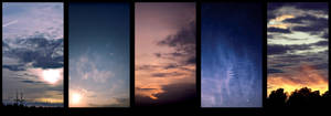 Summer Skies by villekroger
