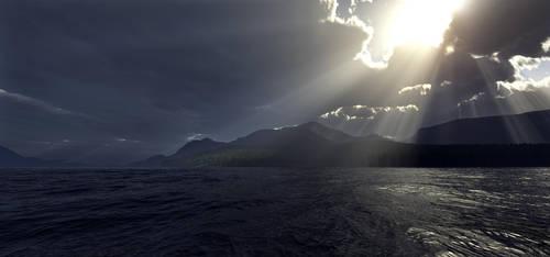 Darkened Shores v2 by villekroger