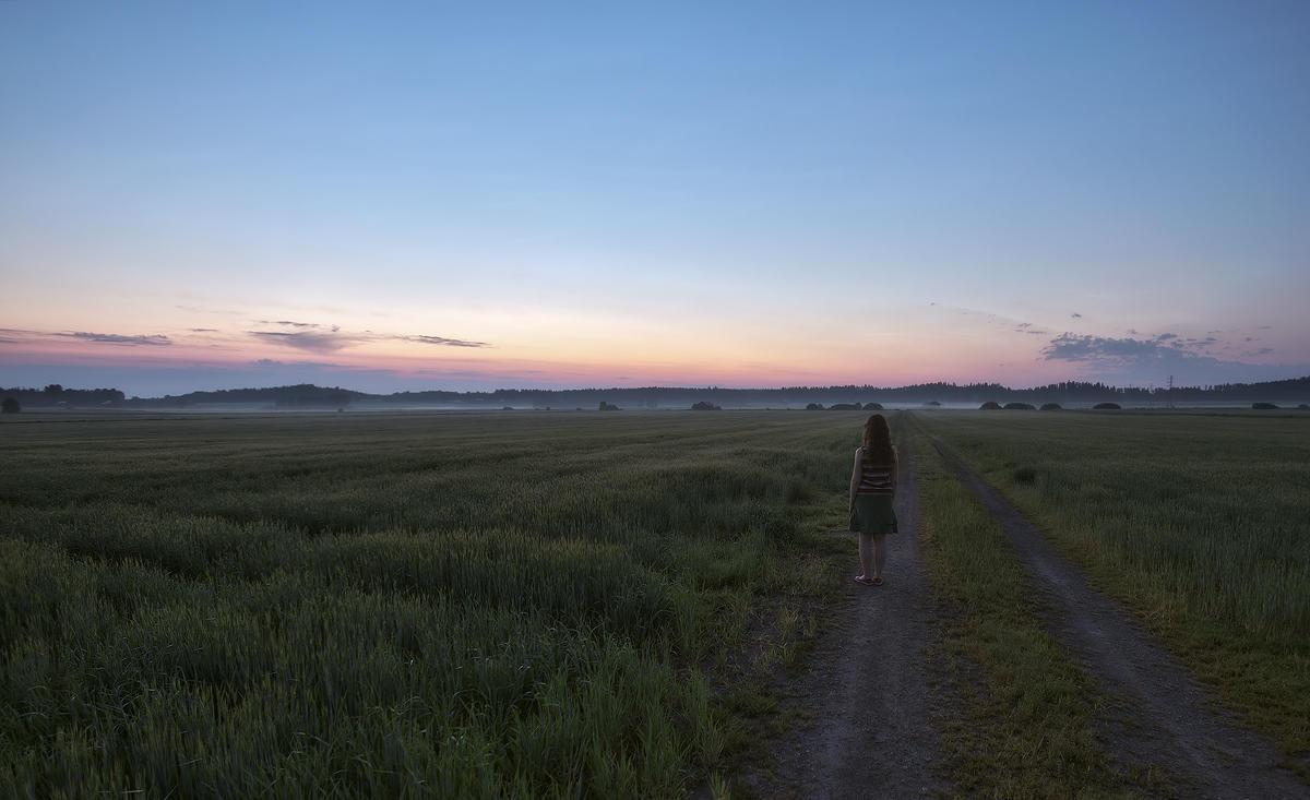 Midsummer II by villekroger