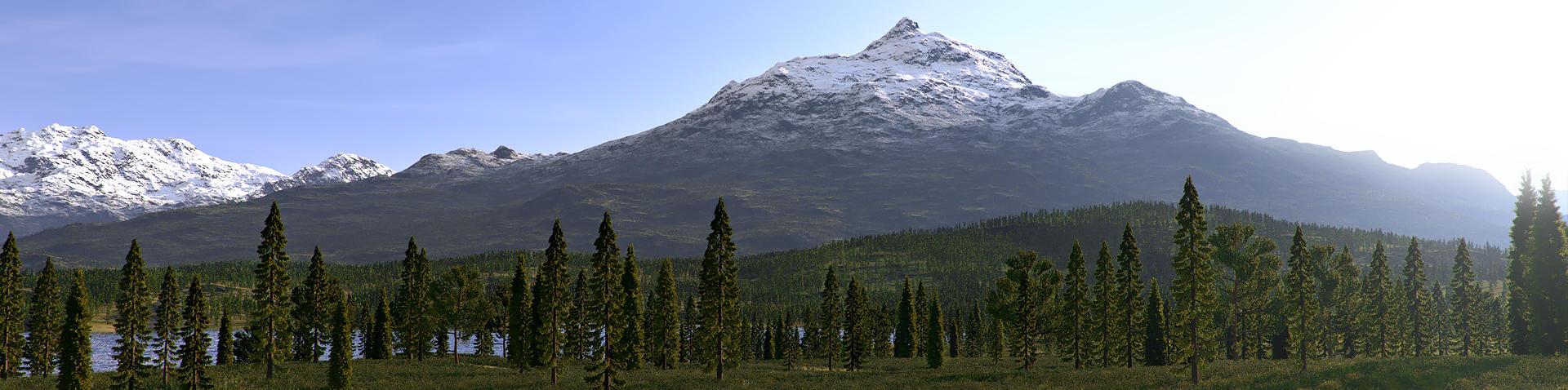Kite Peak by villekroger