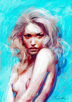 daily painty - 121214 by Creativetone