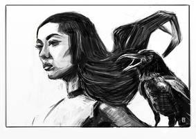 Daily Sketch 2 - 031115 by Creativetone