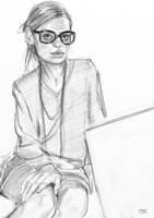 Daily Sketch - 061115 by Creativetone