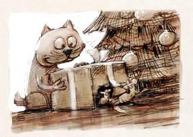 Daily Sketch - 211215 by Creativetone