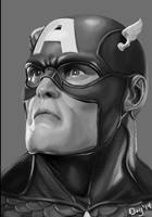 Captain America by Digraven