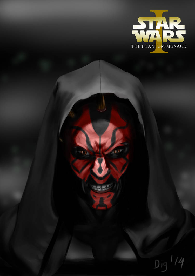 Darth Maul by Digraven