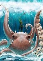 Aquaman by Digraven