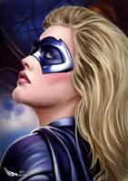 Batgirl by Digraven