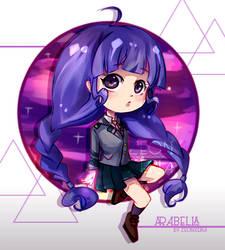 [G]: Arabella, The Illusionist by ZeonXeria